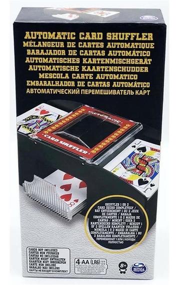 Mezclador De Cartas Automatico