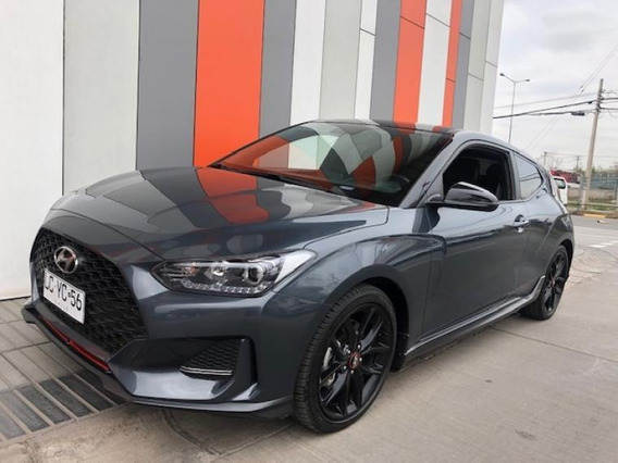 Hyundai Veloster 1.6t Dct 2019