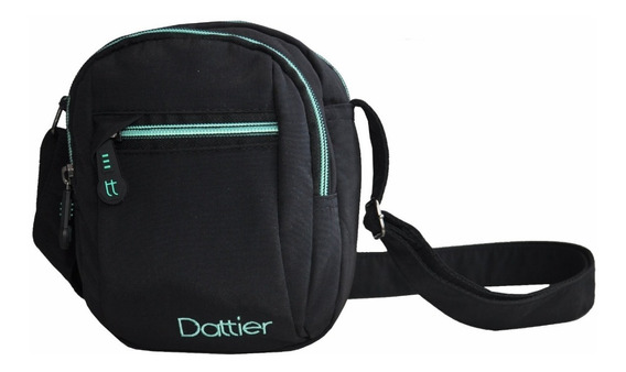 Bandolera Chica Doble Dattier Impermeable Bag Center