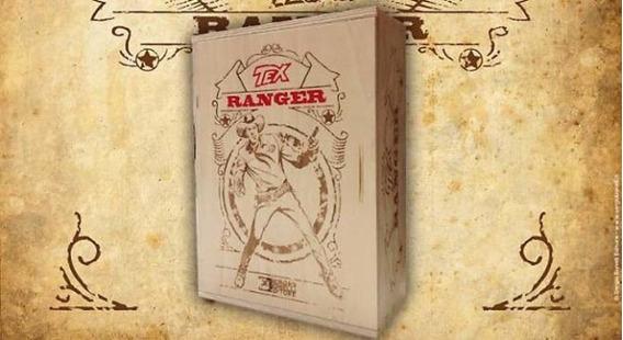 Tex Ranger Box C/tex L