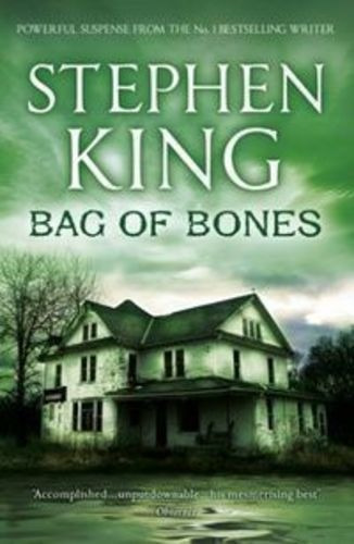 Livro Bag Of Bones Stephen King