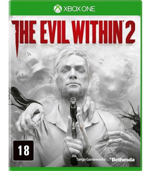 The Evil Within 2 - Dublado - Midia Fisica Lacrado Xbox One