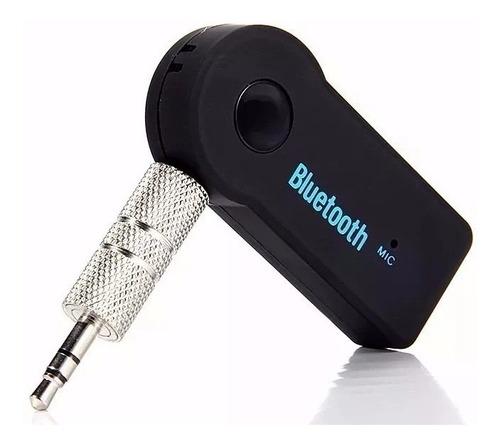 Adaptador Bluettoth A Auxiliar 3.5mm Para Carro Cornetas Mdj