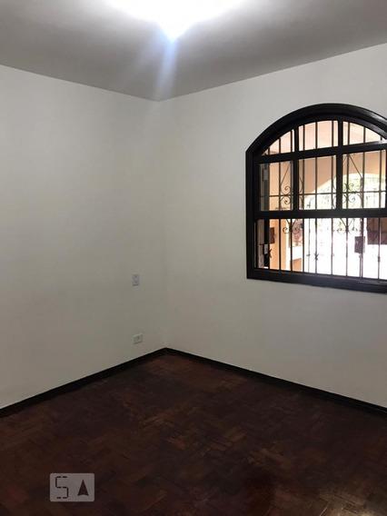 Casa Para Aluguel - Jardim Éster Yolanda, 2 Quartos, 113 - 893092559