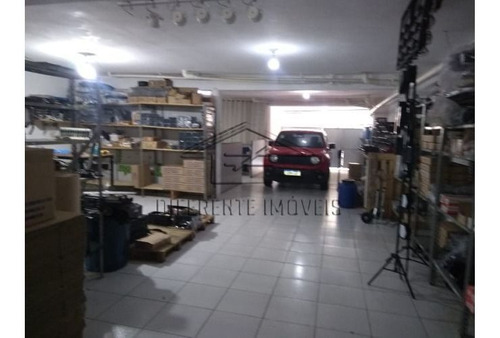 Imagem 1 de 8 de Salão Comercial 256m²  Na Penha !!