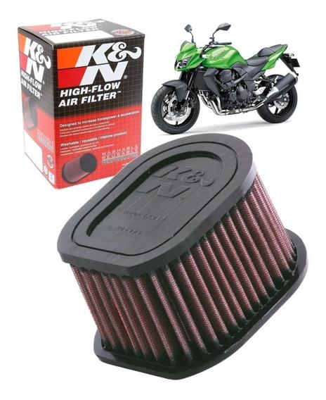 Filtro De Ar Esportivo K&n Kn Kawasaki Z750 Z 750 Z800 Z 800