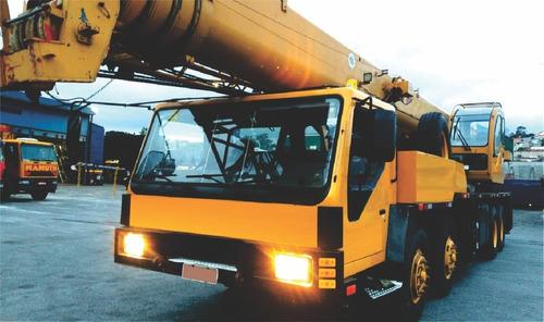 Imagem 1 de 13 de Guindaste Rodoviário Xcmg Qy 50k - Ano 2007 - 2856
