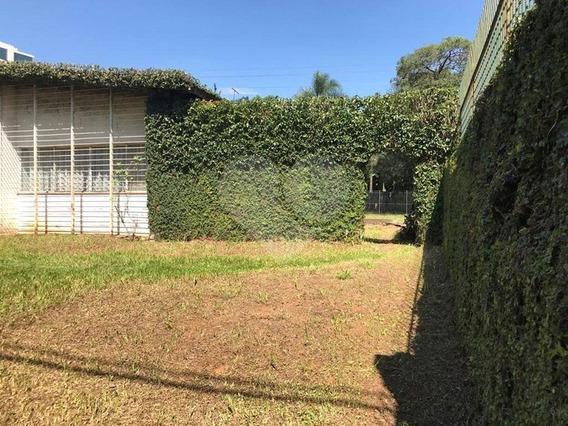 Casa Térrea Com 1.300 M² De Terreno No Brooklin - 345-im14932