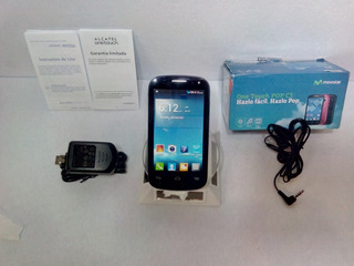 Alcatel One Toch Pop C3 Negro Movistar ---envío Gratis---