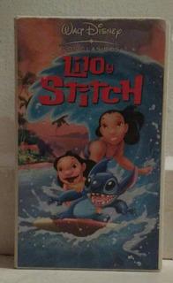 Película Vhs Lilo Y Stitch