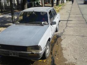 Peugeot 505 1987 Con Equipo De Gnc 24000 Pesos