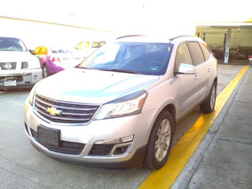 Chevrolet Traverse 5p Lt V6 3.6 Aut 7 Pas