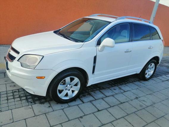 Remato Chevrolet Captiva 2010 Ofrezca Quemacocos Piel Barata