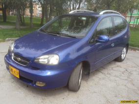 Chevrolet Vivant 2.0 At 2000cc