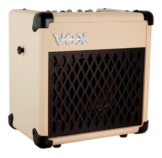 Vox Mini5 Rhythm Iv Combo Cubo Amplificador P/ Guitarra 5w