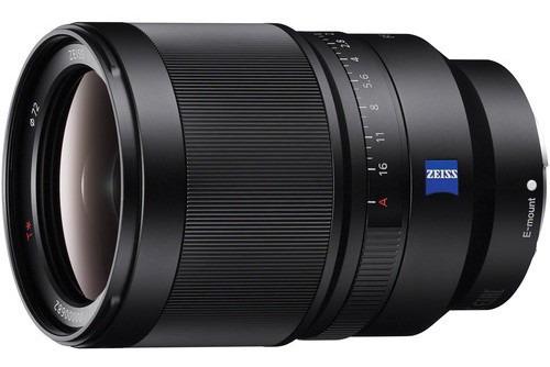 Lente Sony Zeiss 35mm F/1.4 Za