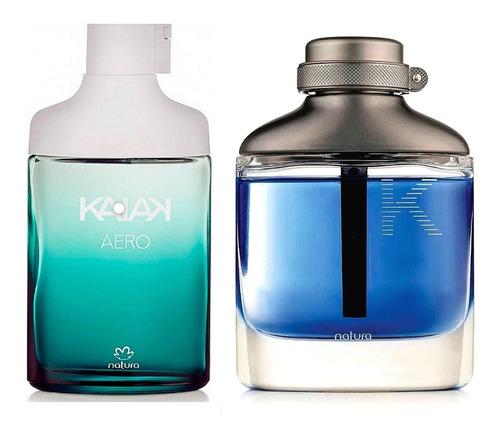 Perfumes Kaiak Aero + K Eau De Parfum N - mL a $362