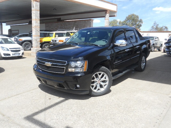 Chevrolet Avalanche 2007 5.3 Lt Aa Ee Cd Piel 4x4 At