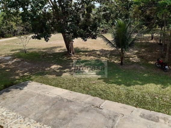 Terreno À Venda, 2800 M² Por R$ 1.000.000,00 - Puraquequara - Manaus/am - Te0784