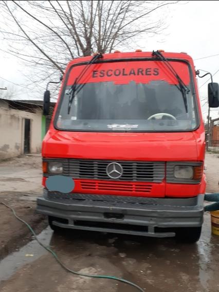 Mercedes Benz Lo-814