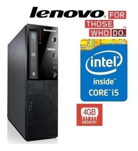 Cpu Desktop Computador Core I5-4570s 4gb Hd 500gb Promoção!