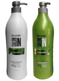 Shampoo Y Acondicionador Keratin Ultra Force Recamier Litro