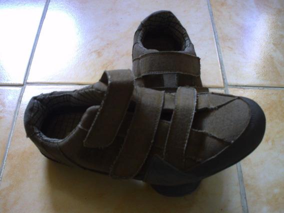 Zapatos Deportivos Talla 43, Hombre, Cierre Mágico (usados)