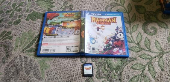 Rayman Origins Para O Psvita Tudo 100% E2