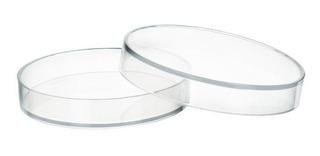 Caja Placa Petri Plástico 90 X 15 Mm (bolsa X 10 Unidades)