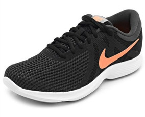 3bd080feb25 Tenis Feminino Nike Revolution 4 Original 908999