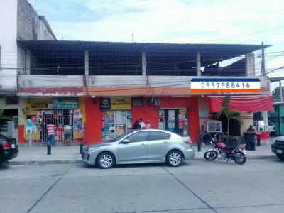 Para Inversionistas: Casa 2 Pisos Con 4 Locales Comerciales