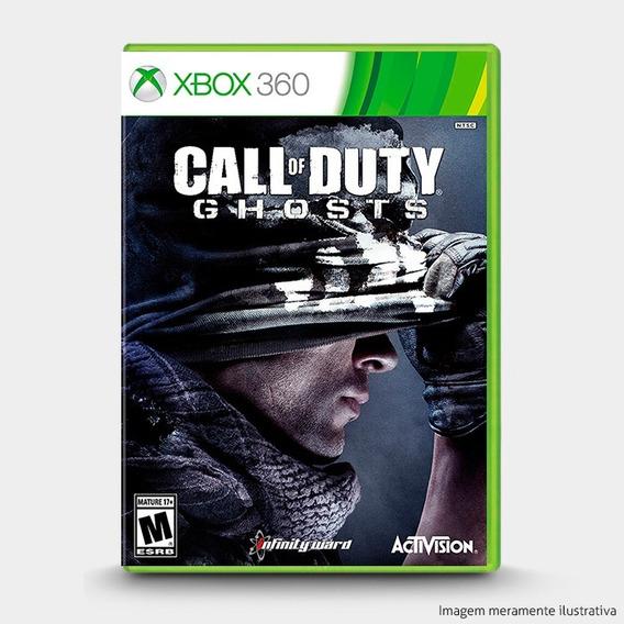 Cod Call Of Duty Ghosts - Original Para Xbox 360 - Novo