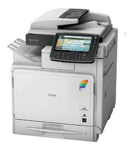 Impressora Multifuncional Laser Colorida Ricoh C300
