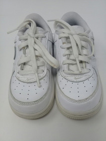 Tenis Nike Air Force 1 Blancos. La Segunda Bazar