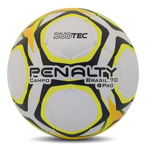 Imagen 1 de 2 de Pelota De Futbol Campo Penalty Brasil 70 Pro