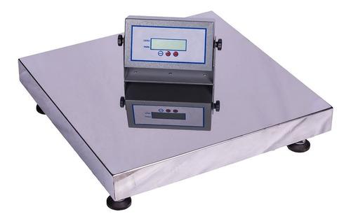 Balanza Bascula Industrial 500 Kg Digital Electrónica