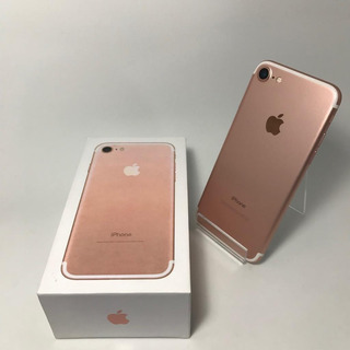 Phone 7 Rose 32 Gb Original + Lacrado