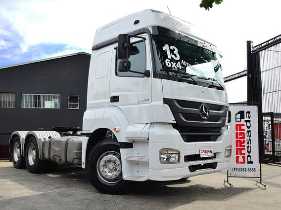 Mercedes Mb 2644 6x4 Teto Alto = Fh540 Stralis 440 Vw 26420