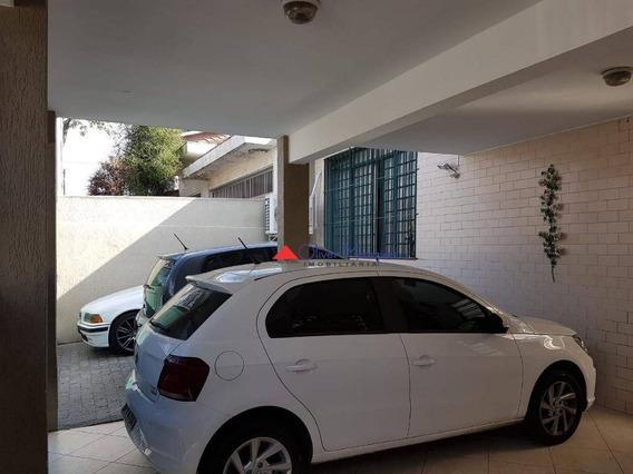 Casa Com 3 Dormitórios À Venda, 181 M² Por R$ 849.000,00 - Jaguaré - São Paulo/sp - Ca1431