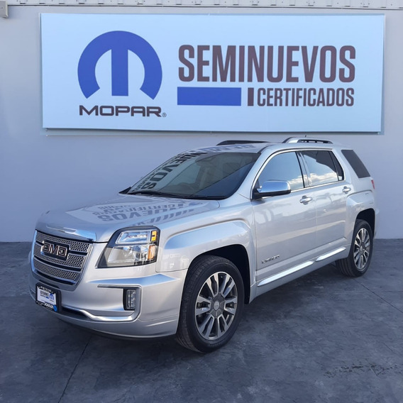 Gmc Terrain 3.6 Denali At 2017