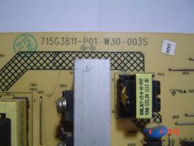 Placa Fonte Aoc Lc32w053 Modelo715g3811-p01-w30-003s
