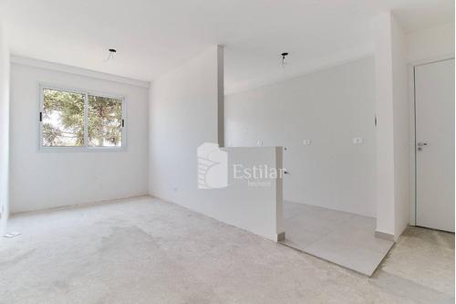 Apartamento 02 Quartos No Sítio Cercado, Curitiba - Ap3233