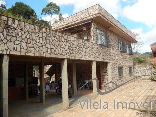 Imagem 1 de 14 de Casa Térrea Para Venda, 6 Dormitório(s), 260.0m² - 724