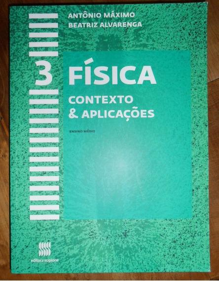 Livro Física Vol 3 Contexto E Aplicações