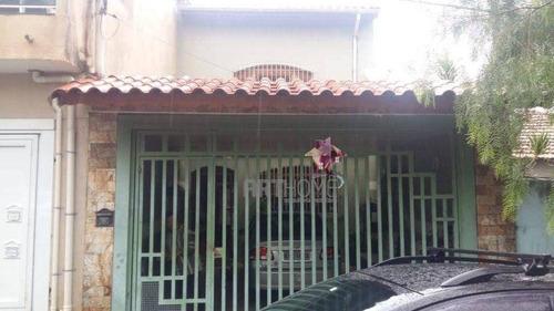 Imagem 1 de 28 de Sobrado Com 2 Dormitórios À Venda, 151 M² Por R$ 490.000,00 - Parque Santo Antônio - São Bernardo Do Campo/sp - So0394