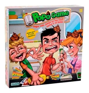 Popo Game Tan Facil Como Ir Al Baño Juego Mesa Tv !! Ditoys