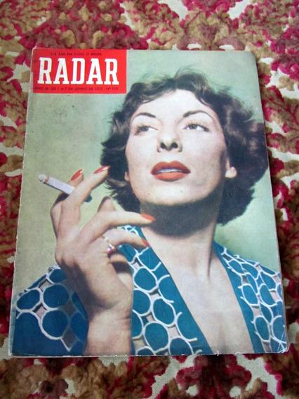 Revista Radar Marlene Adoniran Titulares Ritmo Rodolfo Mayer