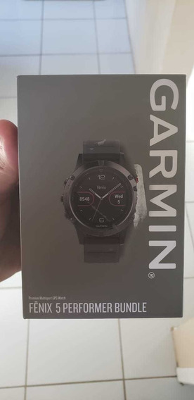 Garmin Fênix 5 Performer Bundle