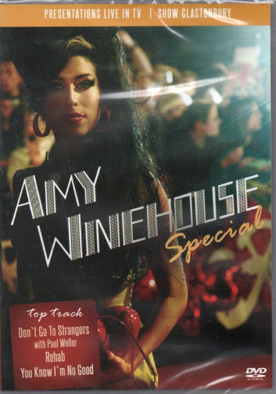 Dvd Amy Winehouse - Special