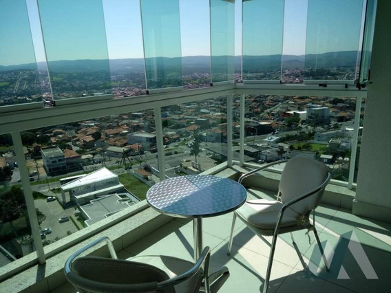 Apartamento Com 1 Dormitório Para Alugar, 52 M² Por R$ 2.400,00/mês - Condomínio Spettacolo Patriani - Sorocaba/sp - Ap1517
